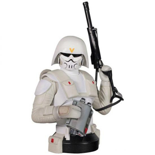 Star Wars Mini Busts Snowtrooper Exclusive Mini Bust [McQuarrie Concept]