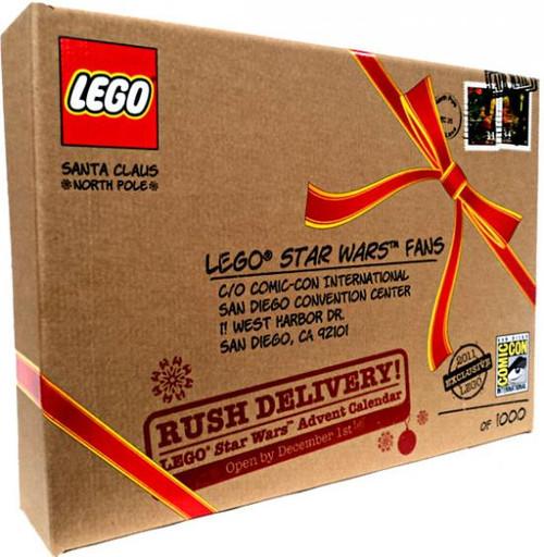 LEGO Star Wars 2011 Advent Calendar Exclusive Set #7958