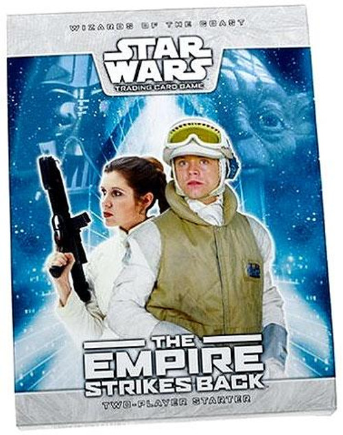Star Wars Trading Card Game The Empire Strikes Back 2-Player Starter Set