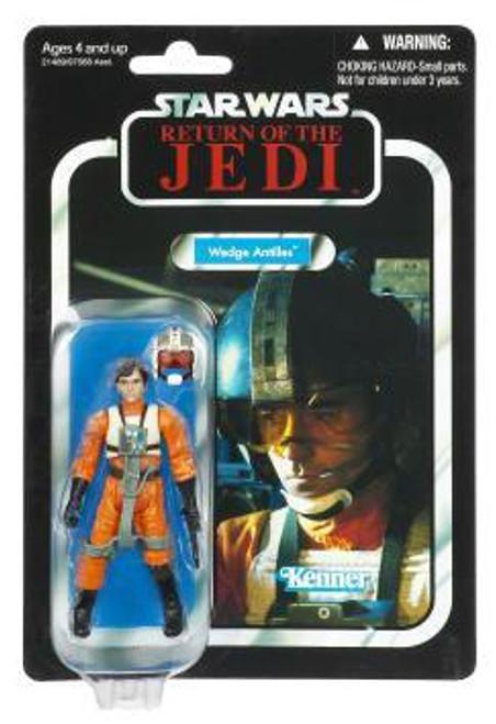 Star Wars Return of the Jedi Vintage Collection 2011 Wedge Antilles Action Figure #28 [Damaged Package]
