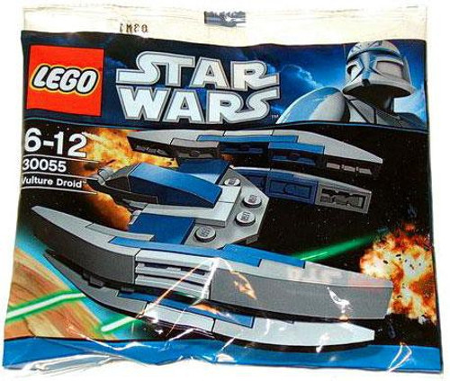 LEGO Star Wars Revenge of the Sith Vulture Droid Mini Set #30055 [Bagged]