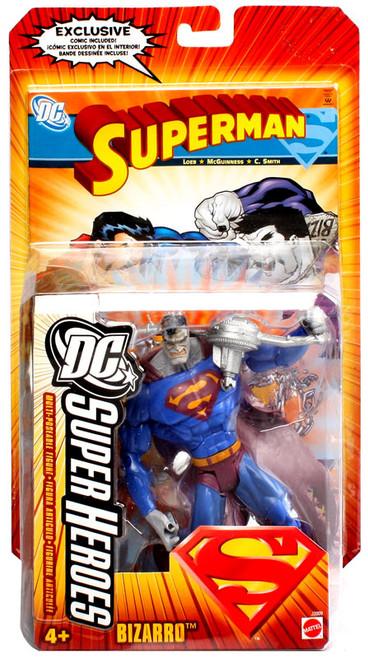 Superman DC Super Heroes Series 2 Bizarro Action Figure