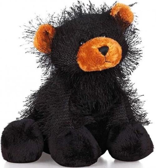 Webkinz Black Bear Plush
