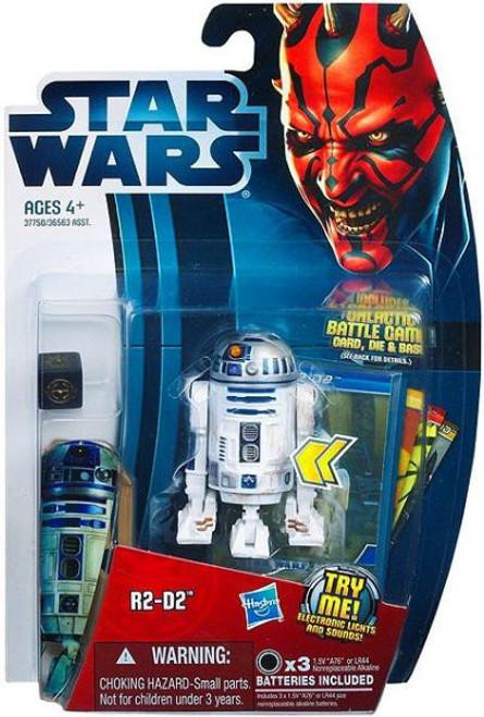 Star Wars The Phantom Menace Movie Heroes 2012 R2-D2 Action Figure #3