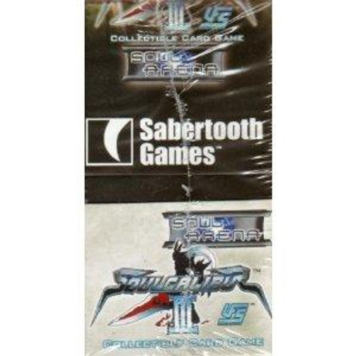 Universal Fighting System Soul Calibur III Soul Arena Booster Box