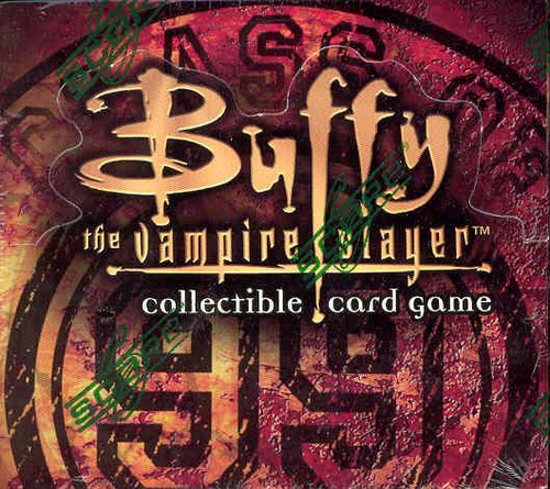Buffy The Vampire Slayer Collectible Card Game Class of '99 Booster Box