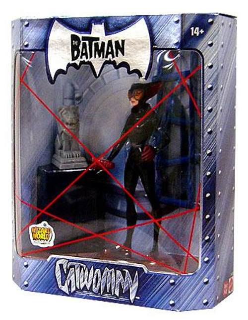 The Batman Catwoman Exclusive Action Figure [Granite Statue Variant]