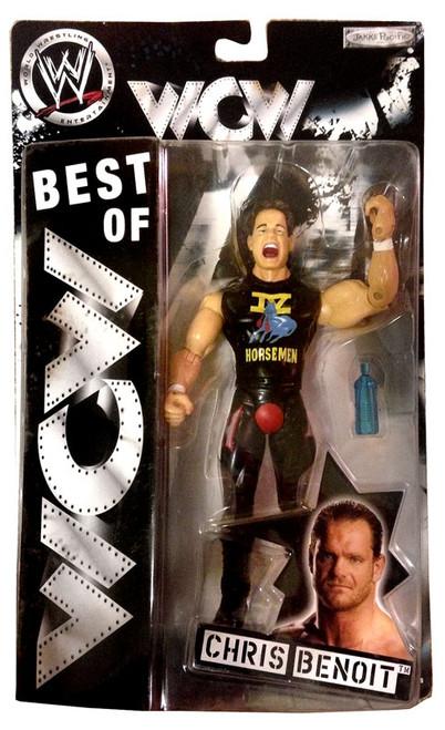 WWE Wrestling Best of WCW Chris Benoit Action Figure