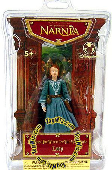 Disney The Chronicles of Narnia The Lion, The Witch and The Wardrobe Lucy Exclusive Action Figure