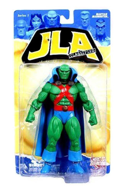 DC JLA Classified Series 1 Martian Manhunter Action Figure
