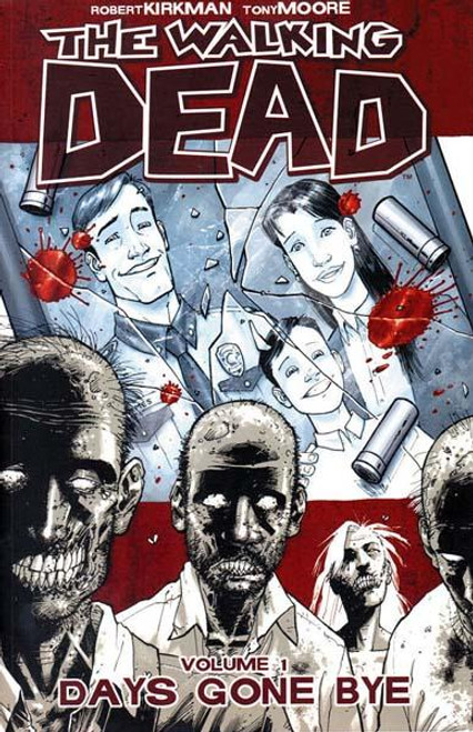 Image Comics The Walking Dead Vol 1 Trade Paperback #1 [Days Gone By]