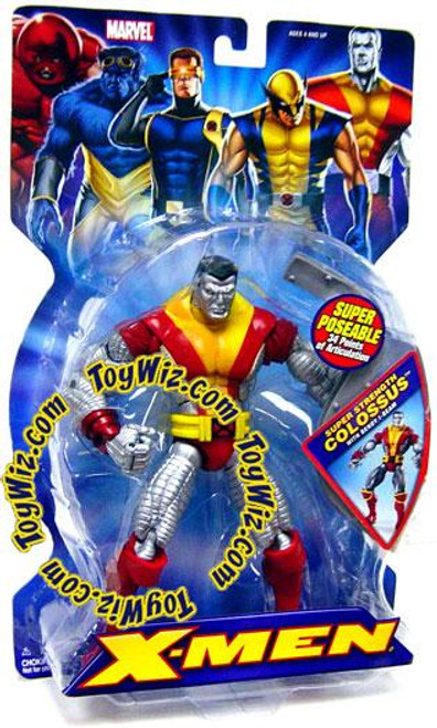 Marvel X-Men Super Strength Colossus Action Figure