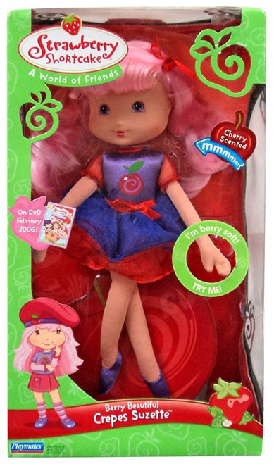 Strawberry Shortcake Berry Beautiful Surprise Crepes Suzette 12-Inch Plush Doll