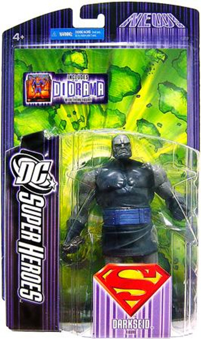 DC Superman Super Heroes Darkseid Action Figure