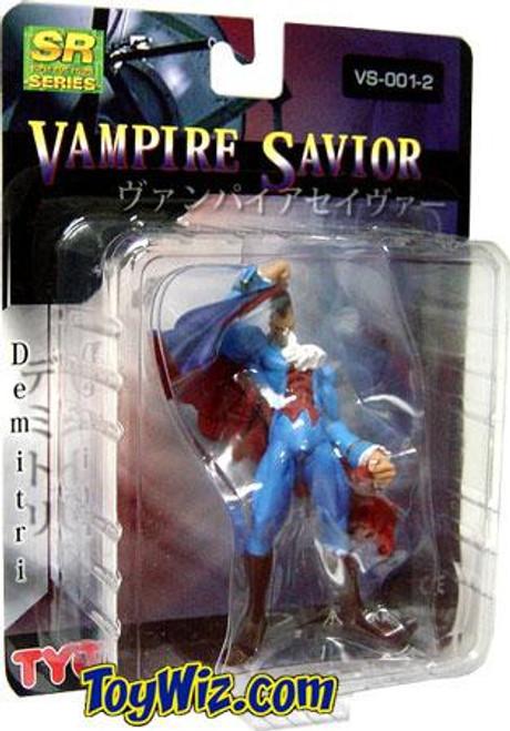 Darkstalkers Vampire Savior Series 1 Demitri PVC Figure [Series 1]