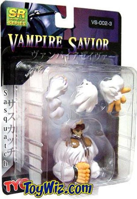 Darkstalkers Vampire Savior Series 2 Sasquatch PVC Figure [Series 2]