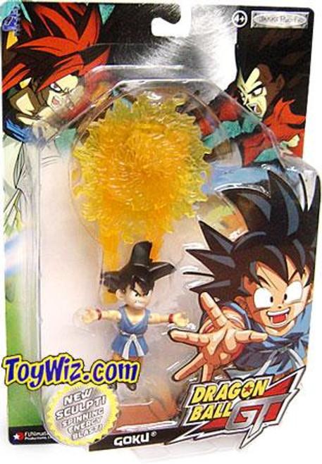 Dragon Ball GT Series 4 Goku Action Figure