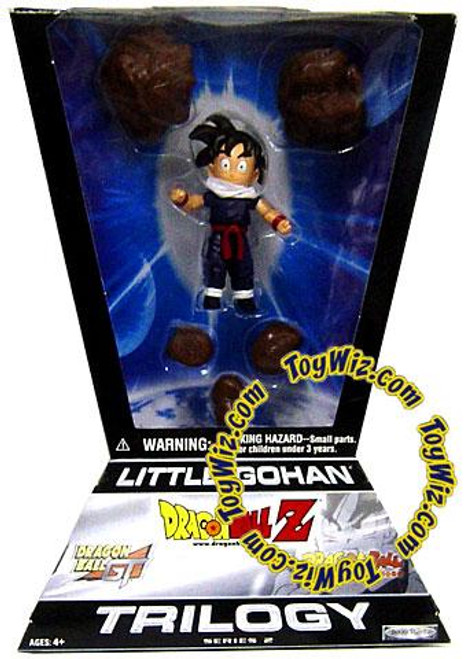 Dragon Ball Z Trilogy Series 2 Little Gohan Action Figure