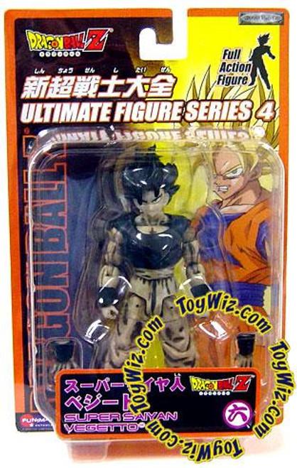 Dragon Ball Z Ultimate Figure Series 4 SS Vegito Action Figure
