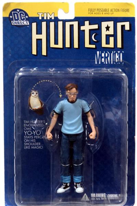 DC Vertigo Tim Hunter Action Figure