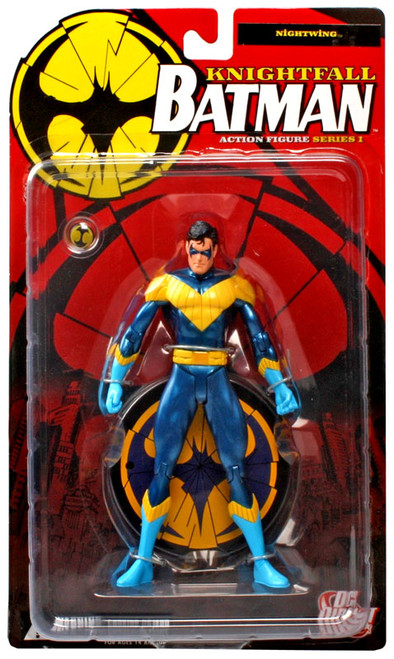 Batman Knightfall Nightwing Action Figure