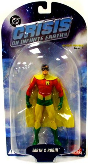 DC Crisis on Infinite Earths Series 1 Earth 2 Robin Action Figure