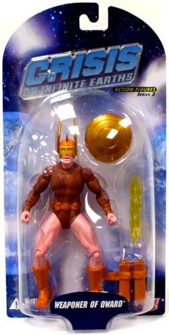 DC Crisis on Infinite Earths Series 3 Weaponer of Qward Action Figure