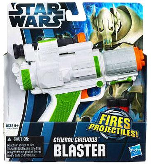 Star Wars Blasters General Grievous Blaster Roleplay Toy