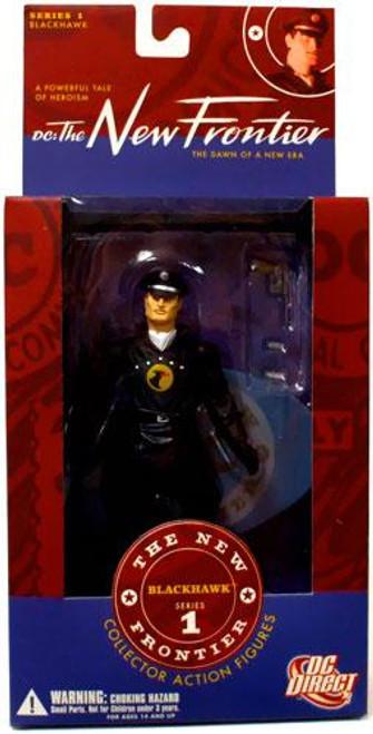 DC The New Frontier Series 1 Blackhawk Action Figure