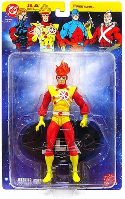 DC JLA Series 2 Firestorm Action Figure