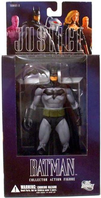 Alex Ross Justice League Series 2 Batman Action Figure