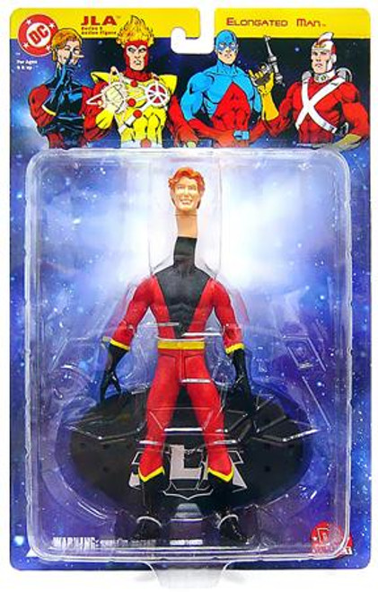 DC JLA Series 2 Elongated Man Action Figure