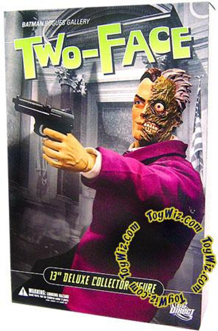Batman Two-Face 13-Inch Collectible Figure