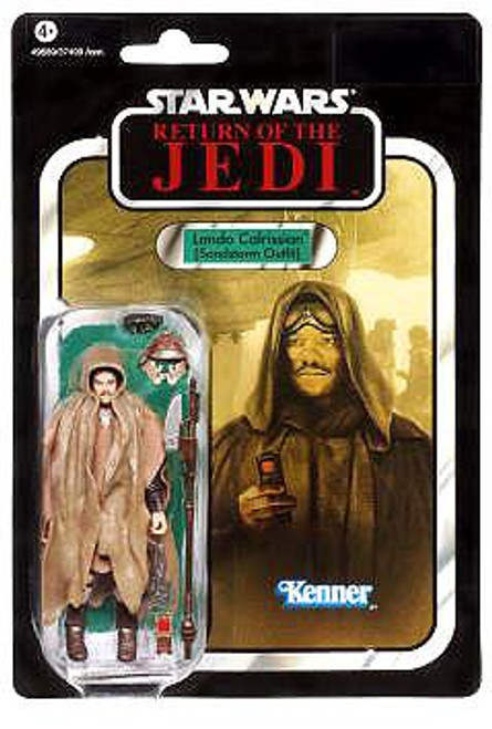 Star Wars Return of the Jedi Vintage Collection 2012 Lando Calrissian Action Figure #89 [Sandstorm Outfit]
