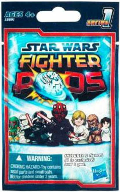 Star Wars Fighter Pods Series 1 Mystery Bag Mini Figure Pack