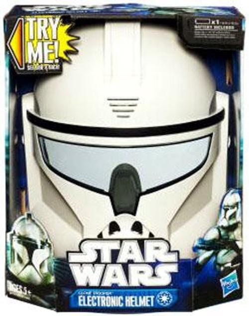 Star Wars Electronic Helmets Clone Trooper Electronic Helmet