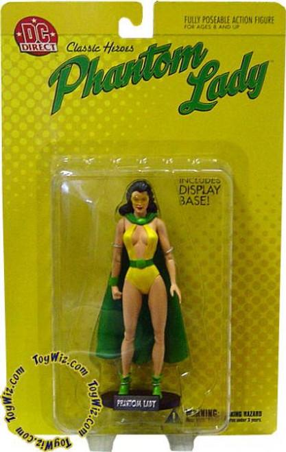 DC Classic Heroes Phantom Lady Action Figure