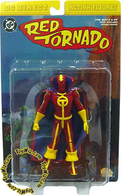 DC Red Tornado Action Figure