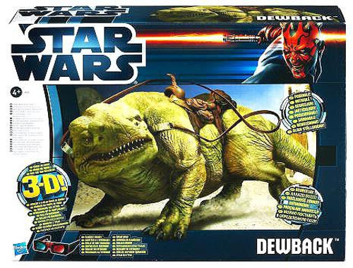 Star Wars A New Hope Vehicles 2012 Dewback Exclusive Action Figure Accessory