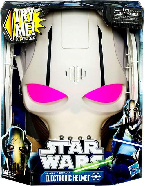Star Wars Electronic Helmets General Grievous Electronic Helmet