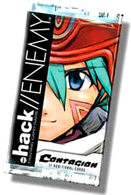 Dot .Hack/Enemy Trading Card Game Contagion Booster Pack