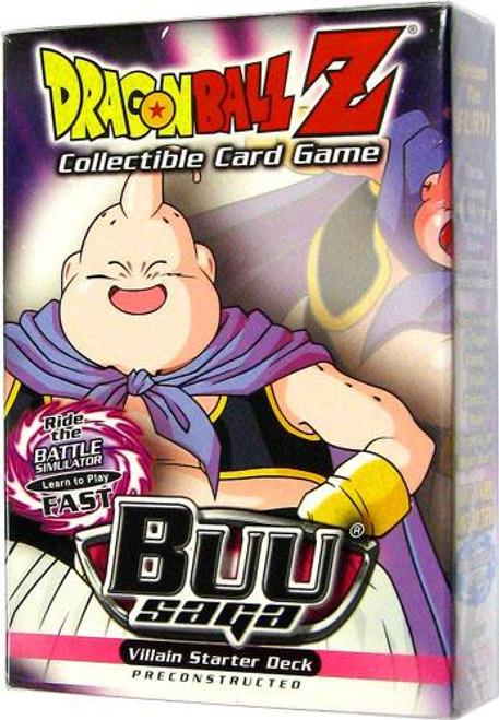 Dragon Ball Z Collectible Card Game Buu Saga Starter Deck [Villain]