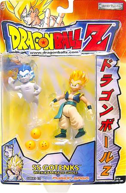 Dragon Ball Z Series 12 SS Gotenks Action Figure [With Kamikaze Ghost]