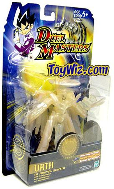 Duel Masters Urth the Purifying Elemental Action Figure