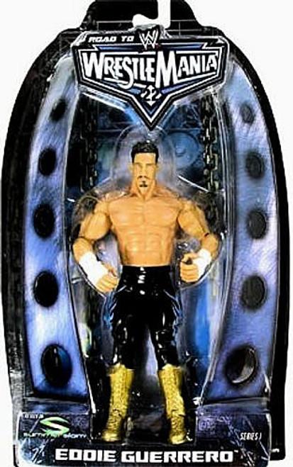 WWE Wrestling Road to WrestleMania 22 Series 1 Eddie Guerrero Action Figure