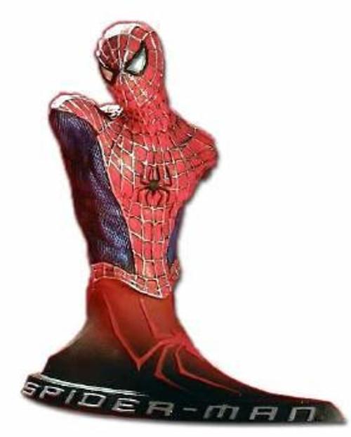 Spider-Man Movie Factory X Spider-Man 6-Inch Bust