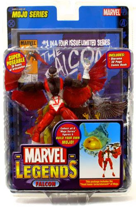 Marvel Legends Series 14 Mojo Falcon Action Figure [Classic]