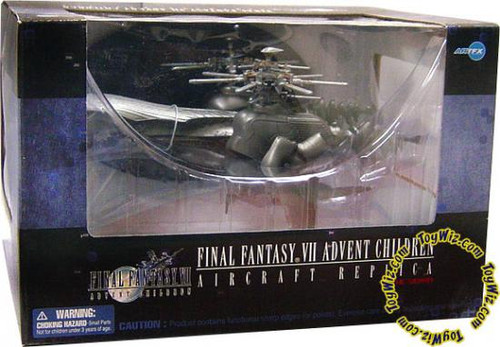 Final Fantasy VII Advent Children Sierra Airship Aircraft Replica
