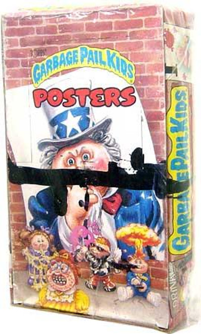 Garbage Pail Kids Trading Card Posters Box