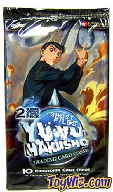 Yu Yu Hakusho Base Set Booster Pack